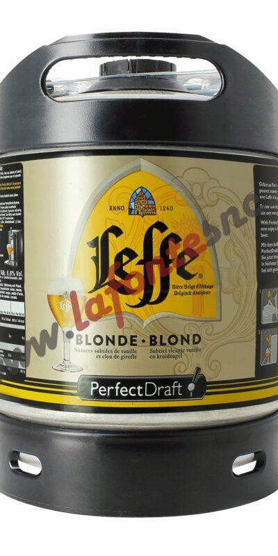 Birra Leffe Fusto 6 Litri Perfect Draft
