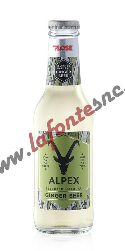 Plose Alpex Ginger Beer 20 cl.