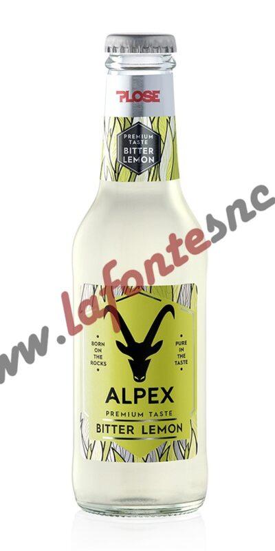 Plose Alpex Bitter Lemon 20 cl.