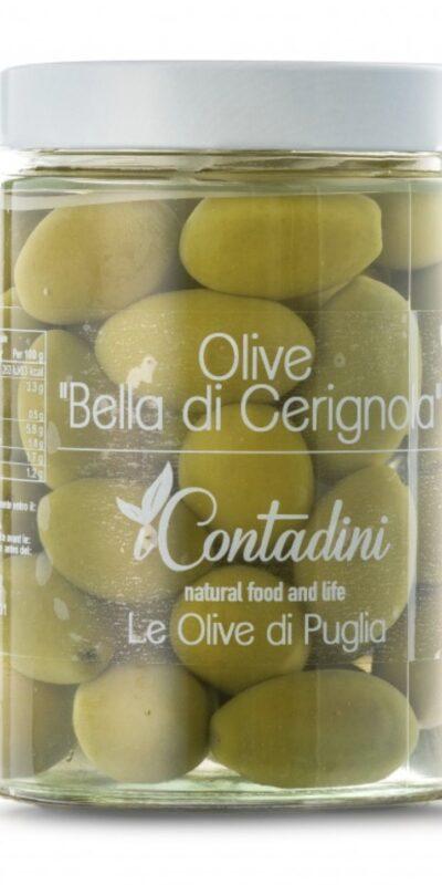 """OLIVE """"BELLA DI CERIGNOLA"""" I CONTADINI"""